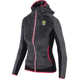 Karpos Trecime Fleecejacke Damen dark grey